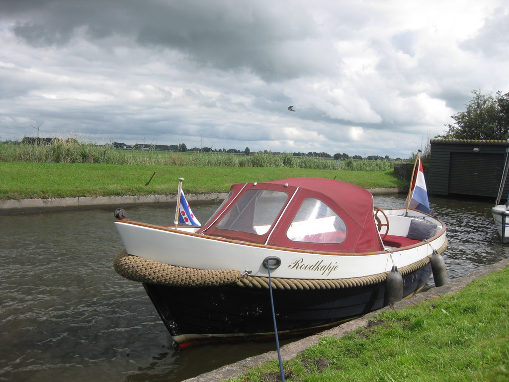 www.bungalowparkgarijp.nl - sloep huren