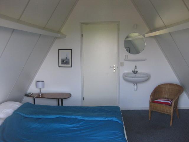 www.bungalowparkgarijp.nl - slaapkamer 1 van 3