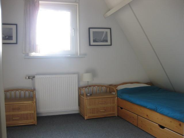 Slaapkamer (klein) boven
