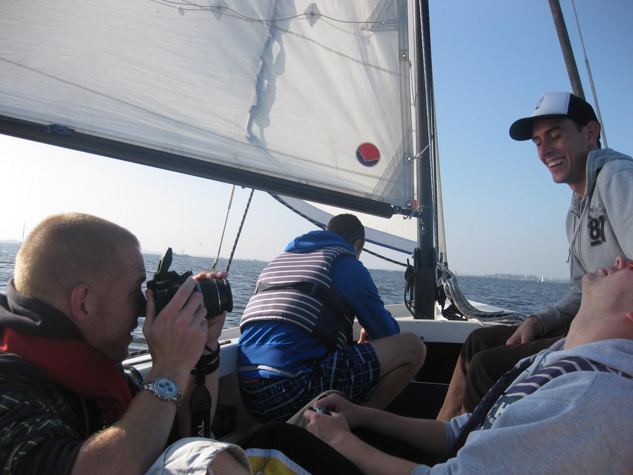 www.bungalowparkgarijp.nl - zeilboot huren