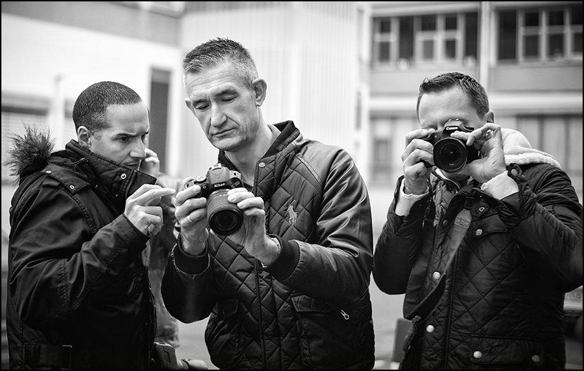 Workshop für Hobbyfotografen Frankfurt