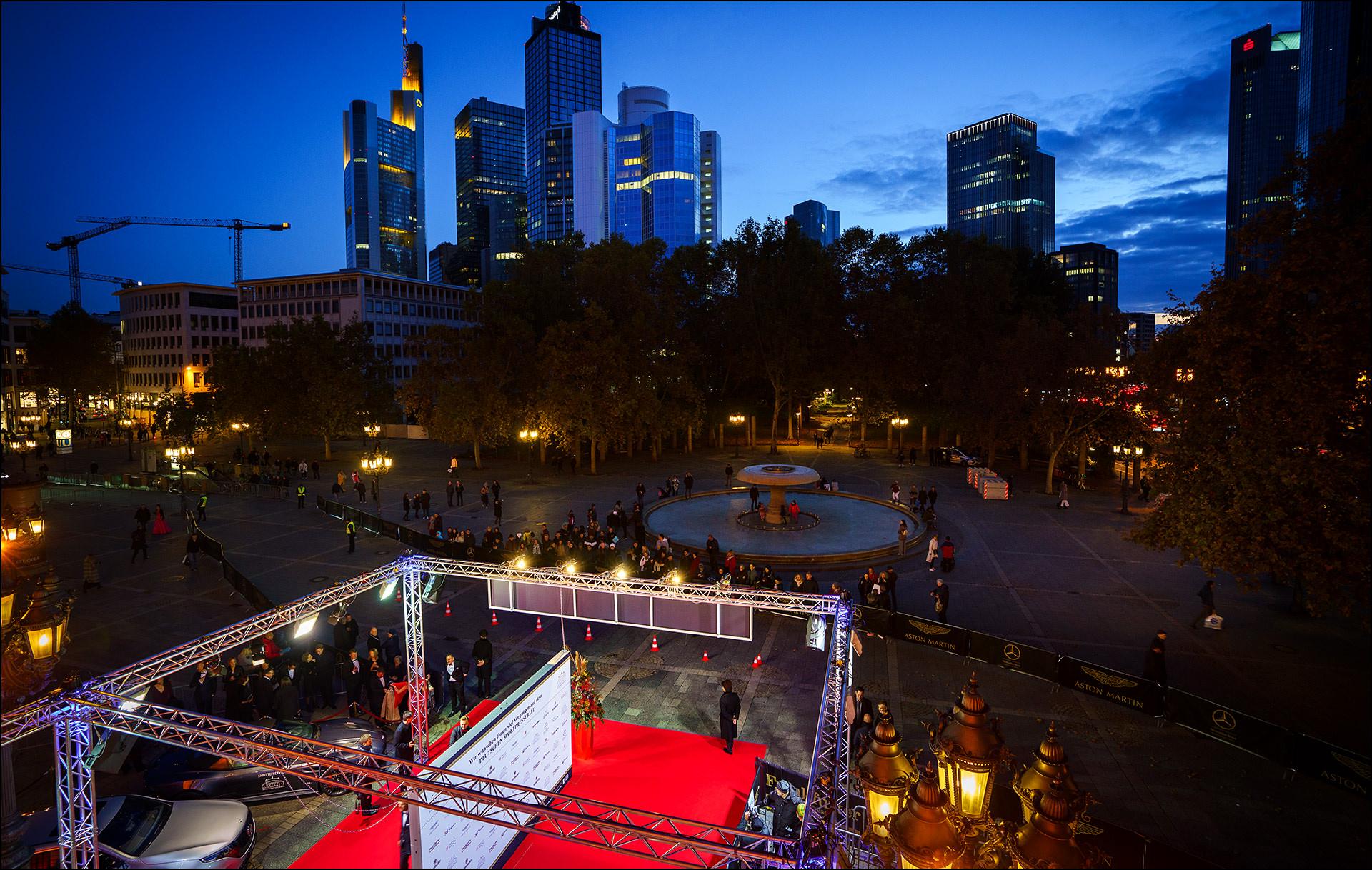 Eventfotografie Frankfurt
