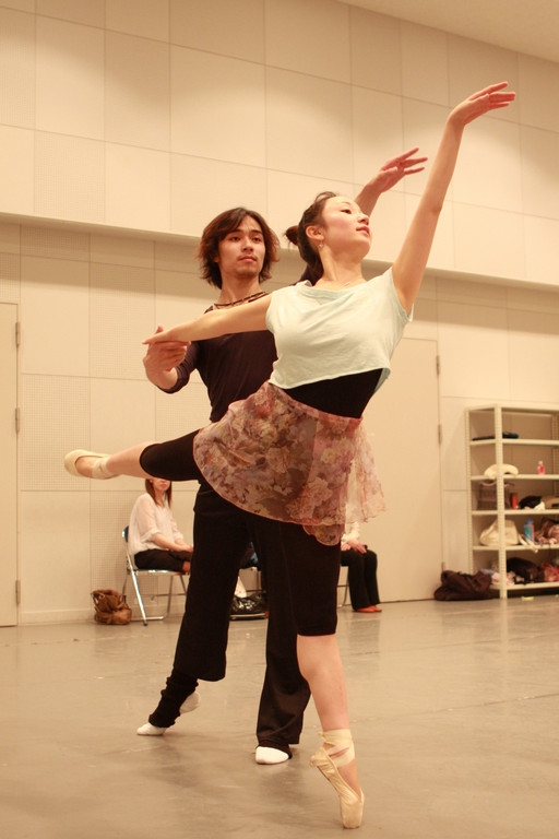 Kanon Sunahara, Dan Tsukamoto Photo:Hiroki Nakatani