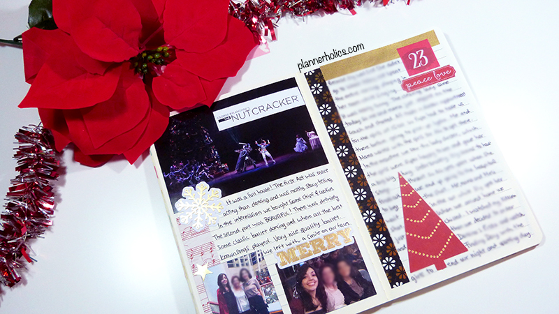December daily journaling challenge