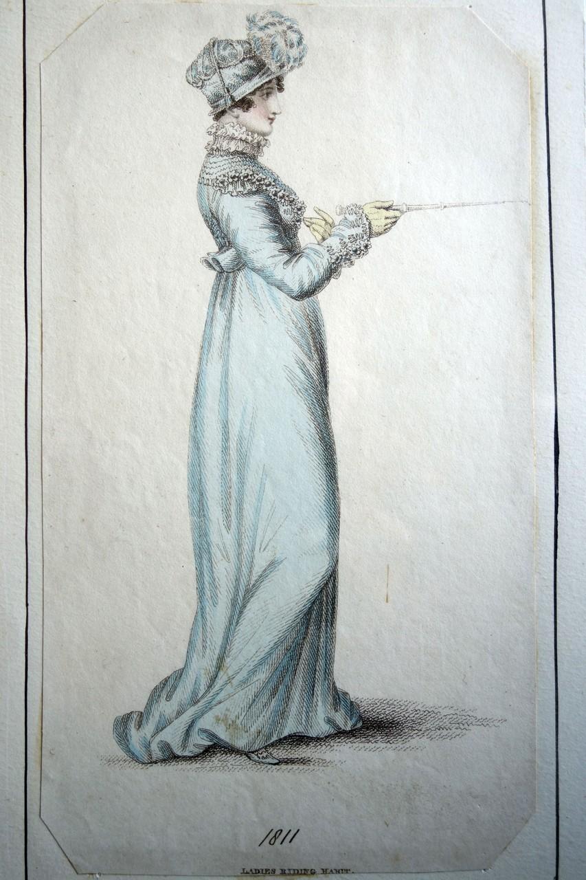 Riding Habit, 1811