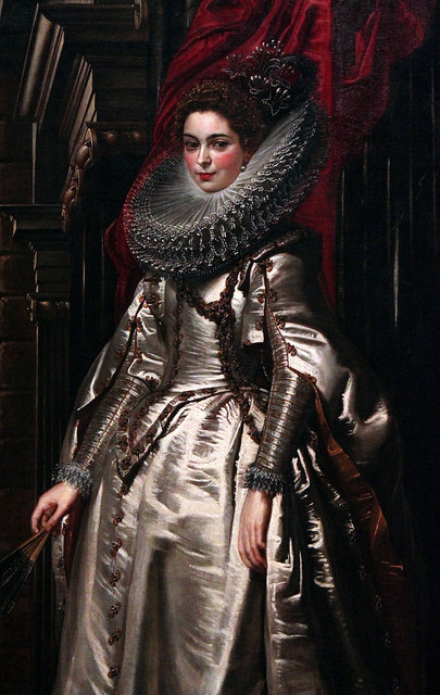 Baroque - epochs-of-fashion: Ladies costume through the ages