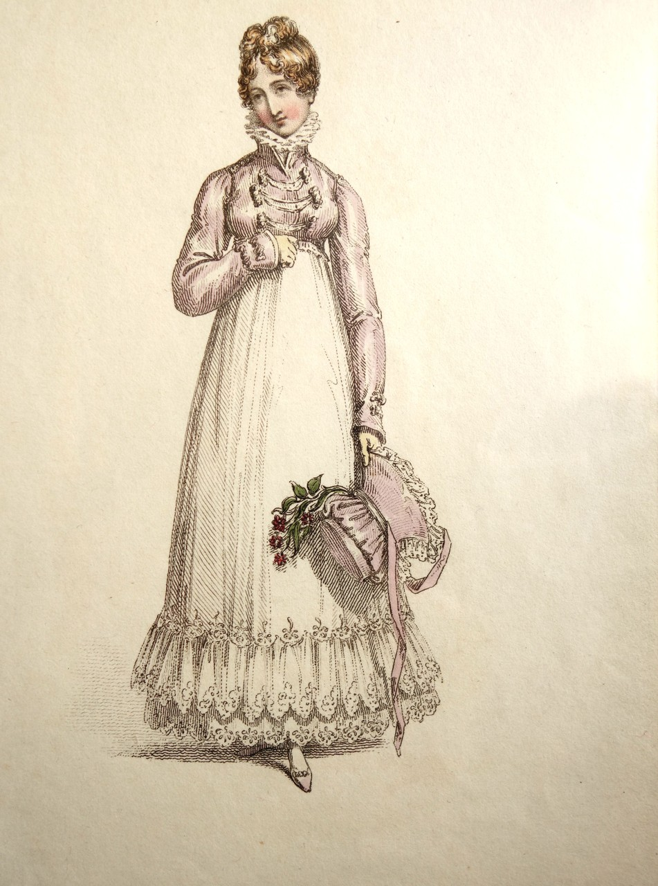 Walking Dress, 1817