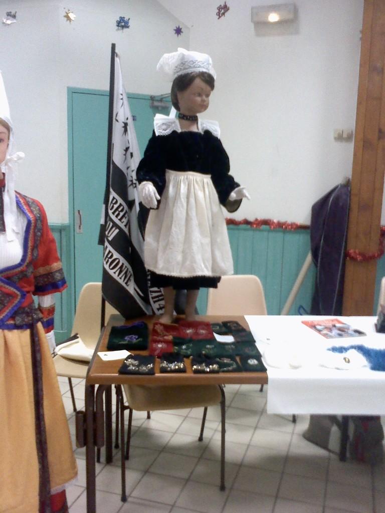 Costume enfant, Bénodet environs de Fouésnant