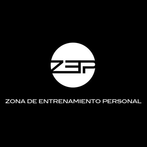 Logotipo ZEP en negativo