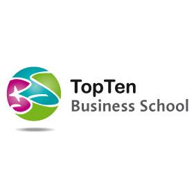 Imagen corporativa para sección Business School de TopTen Business Experts.