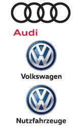 Audi, VW, VW Nutzfahrzeuge