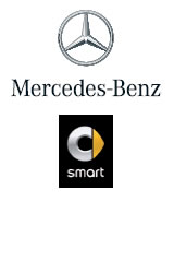 Mercedes-Benz, smart