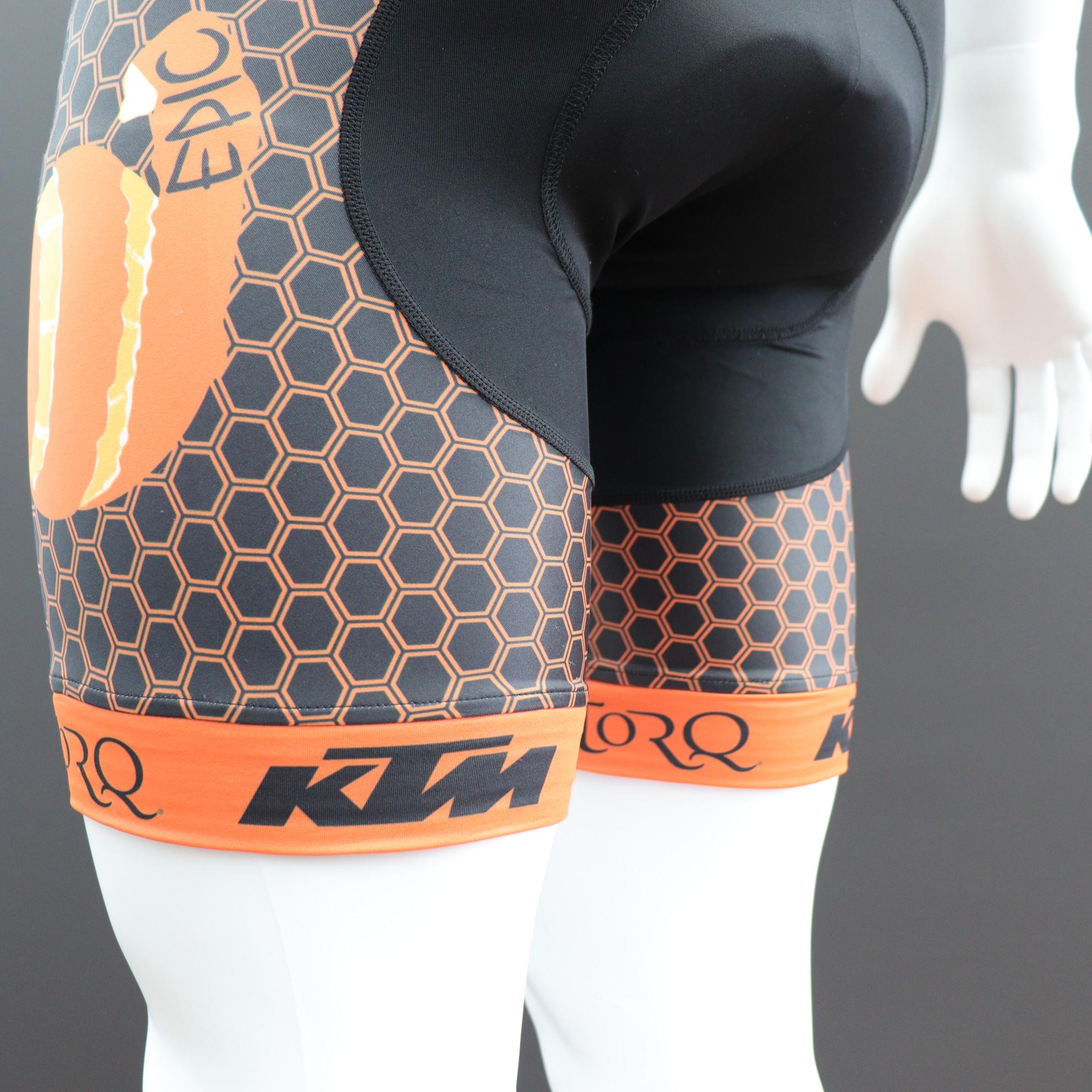 Classic Cycle Bib Shorts - Classic Leg Length