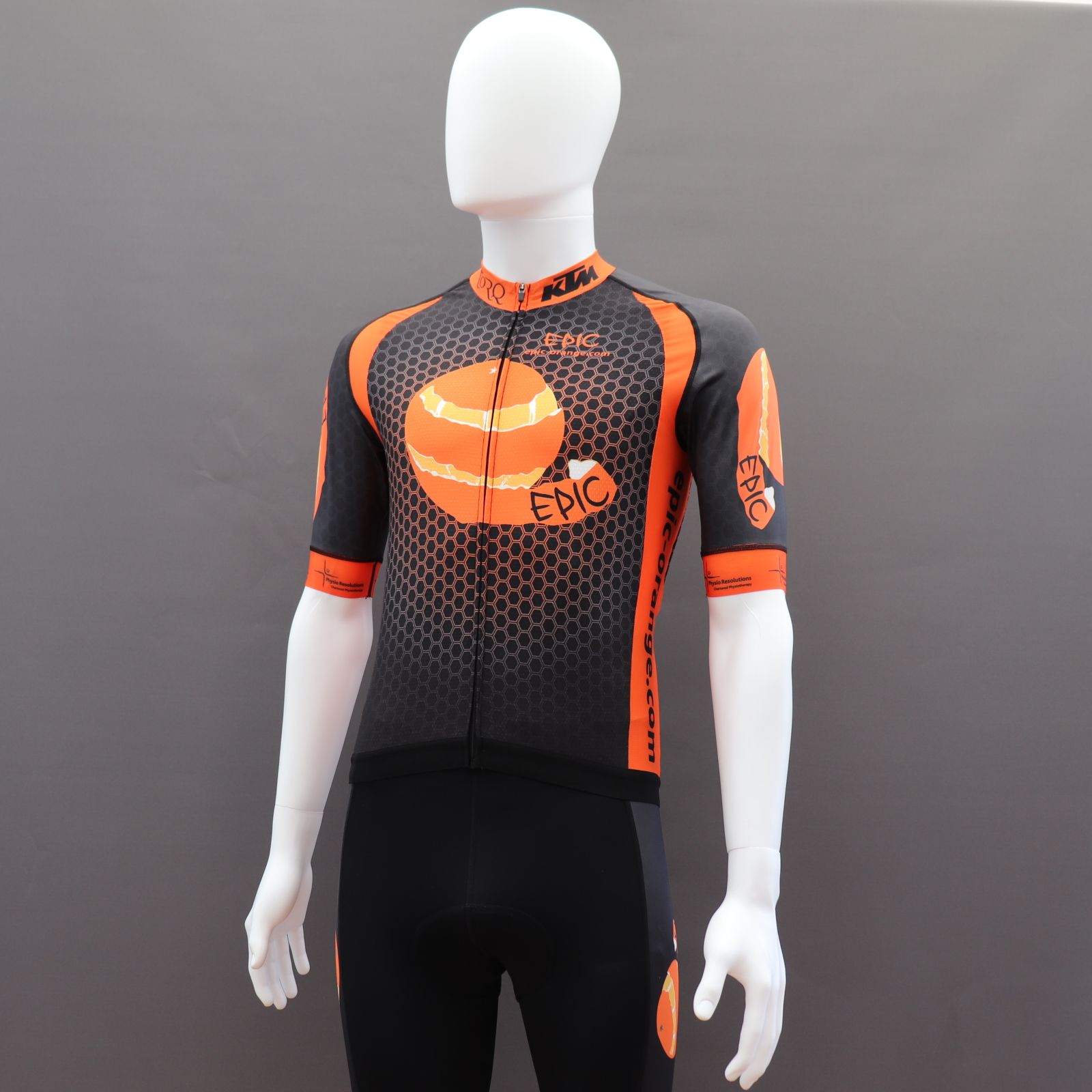 Custom Pro Cycle Jerseys