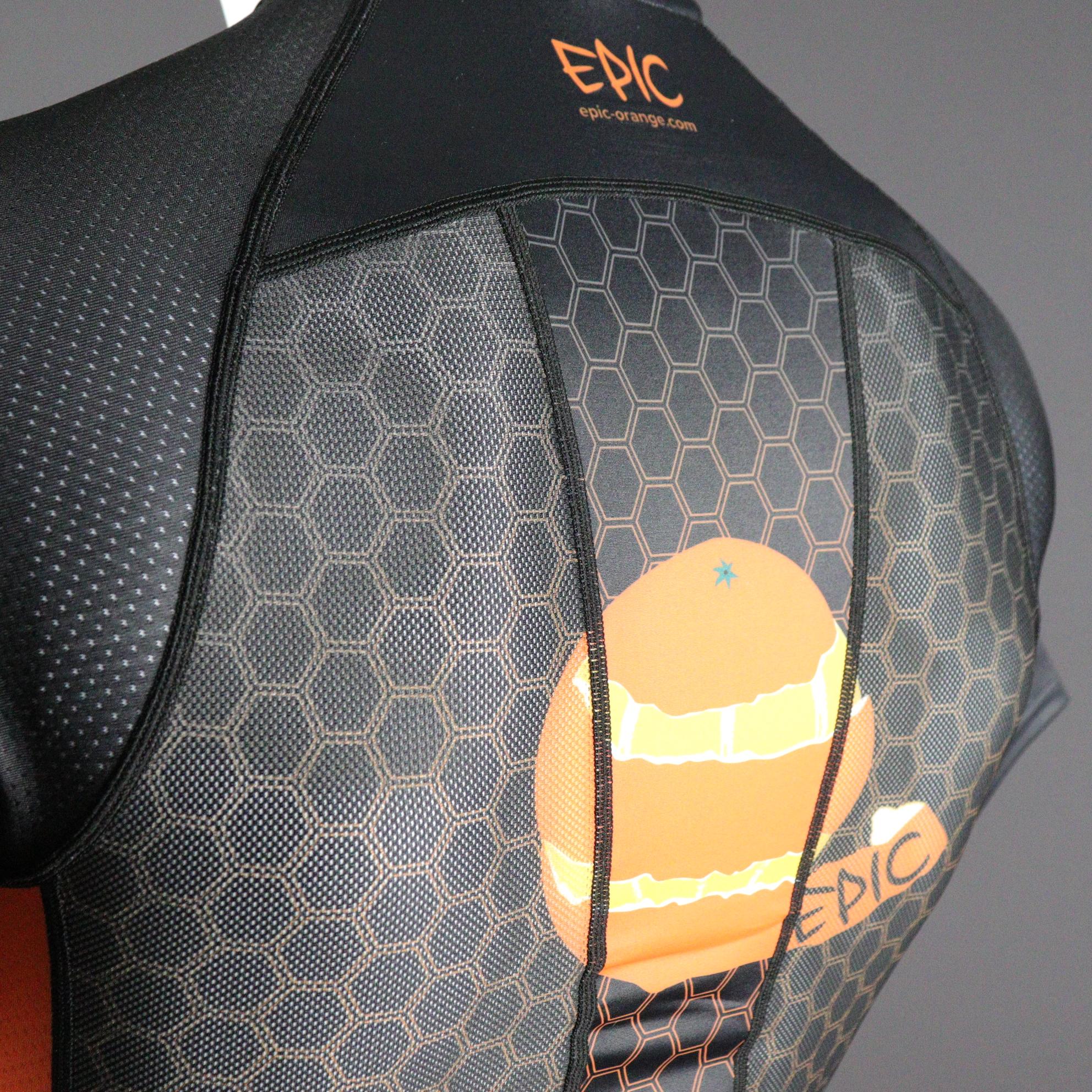 Custom Printed Short Sleeved Tri Tops