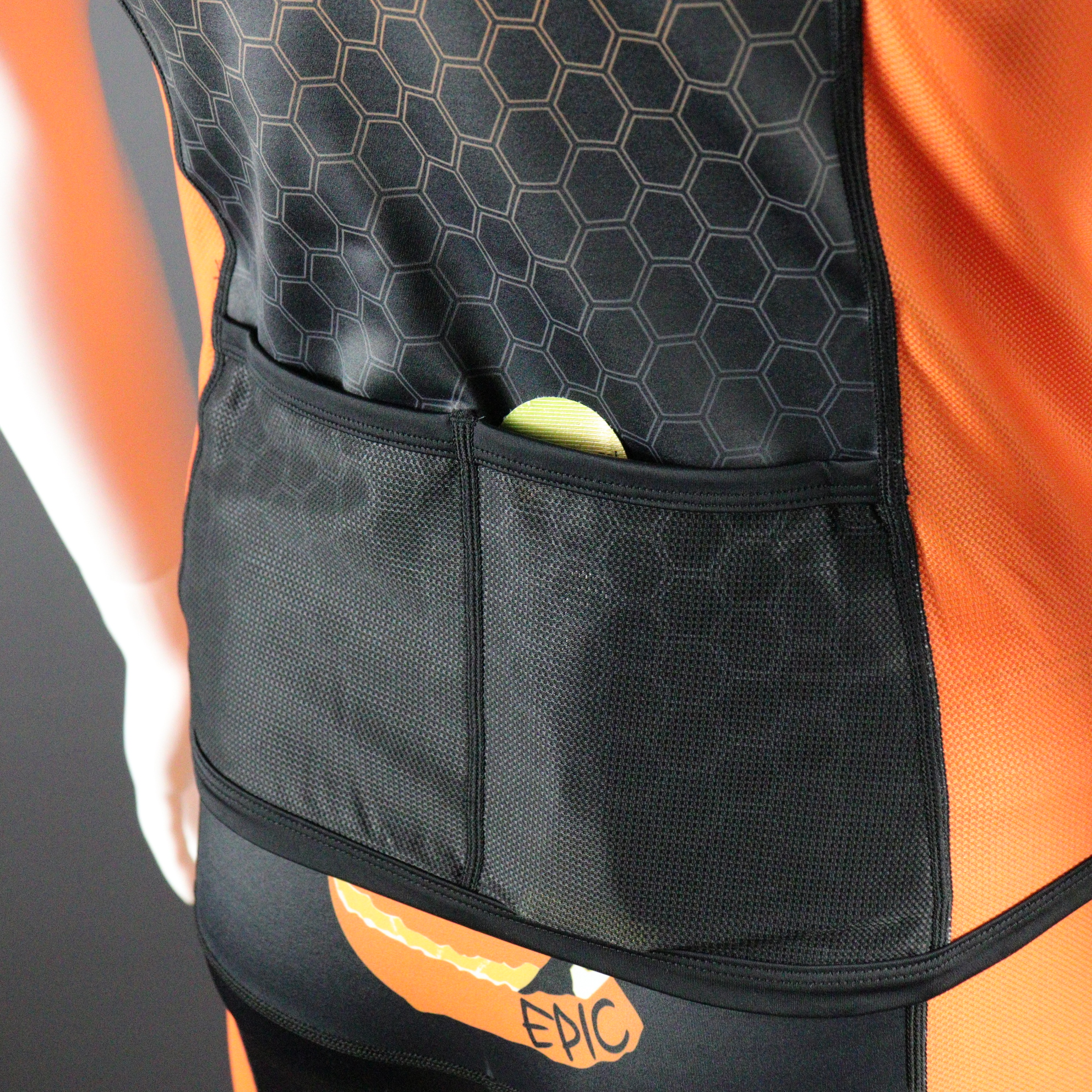 Endurance Tri Tops Twin Mesh Pockets