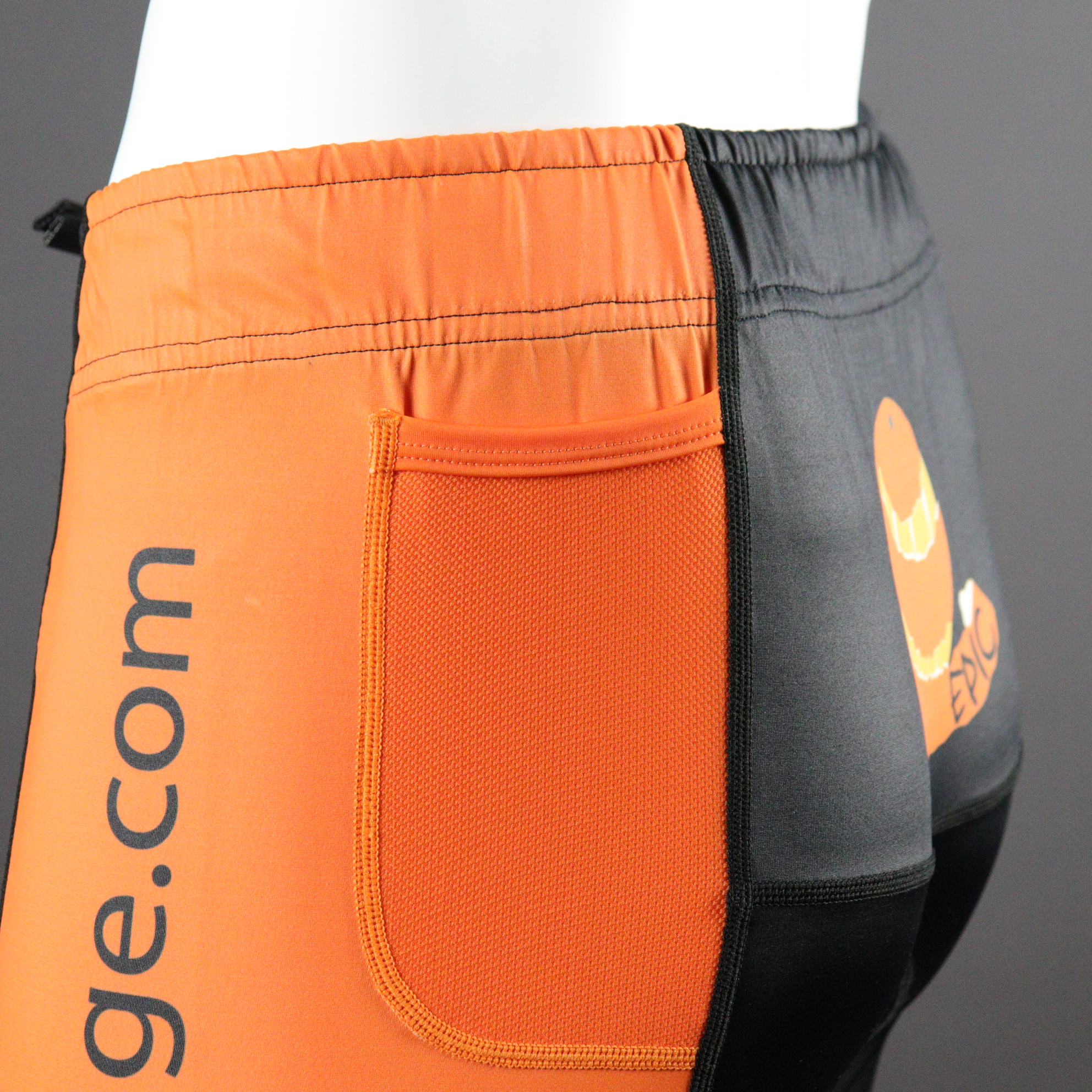 Endurance Tri Shorts - Side Mesh pockets