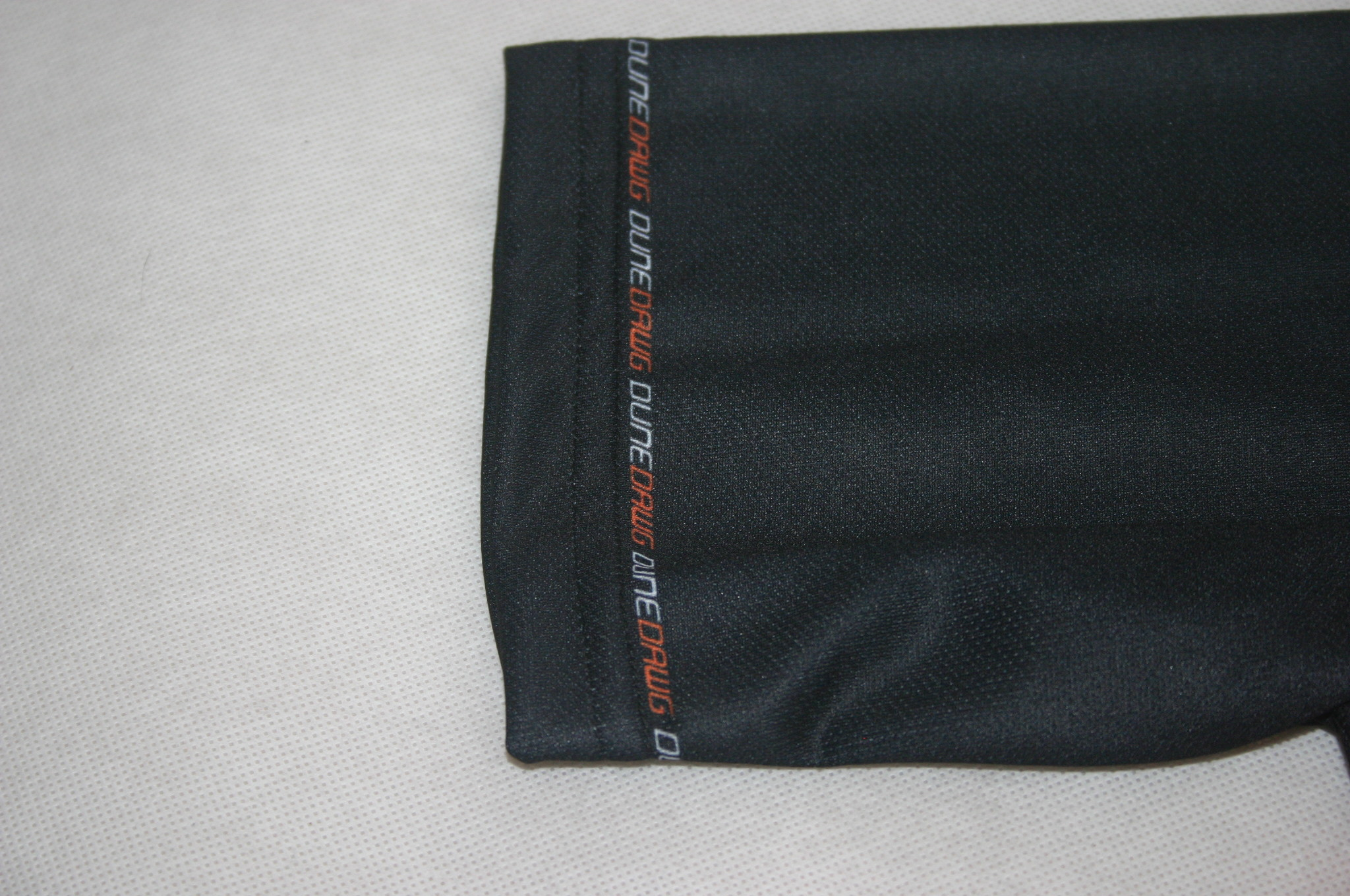 Custom Running Shirts double stitched hem arm openings