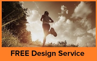 Custom Running Kit FREE Design Service