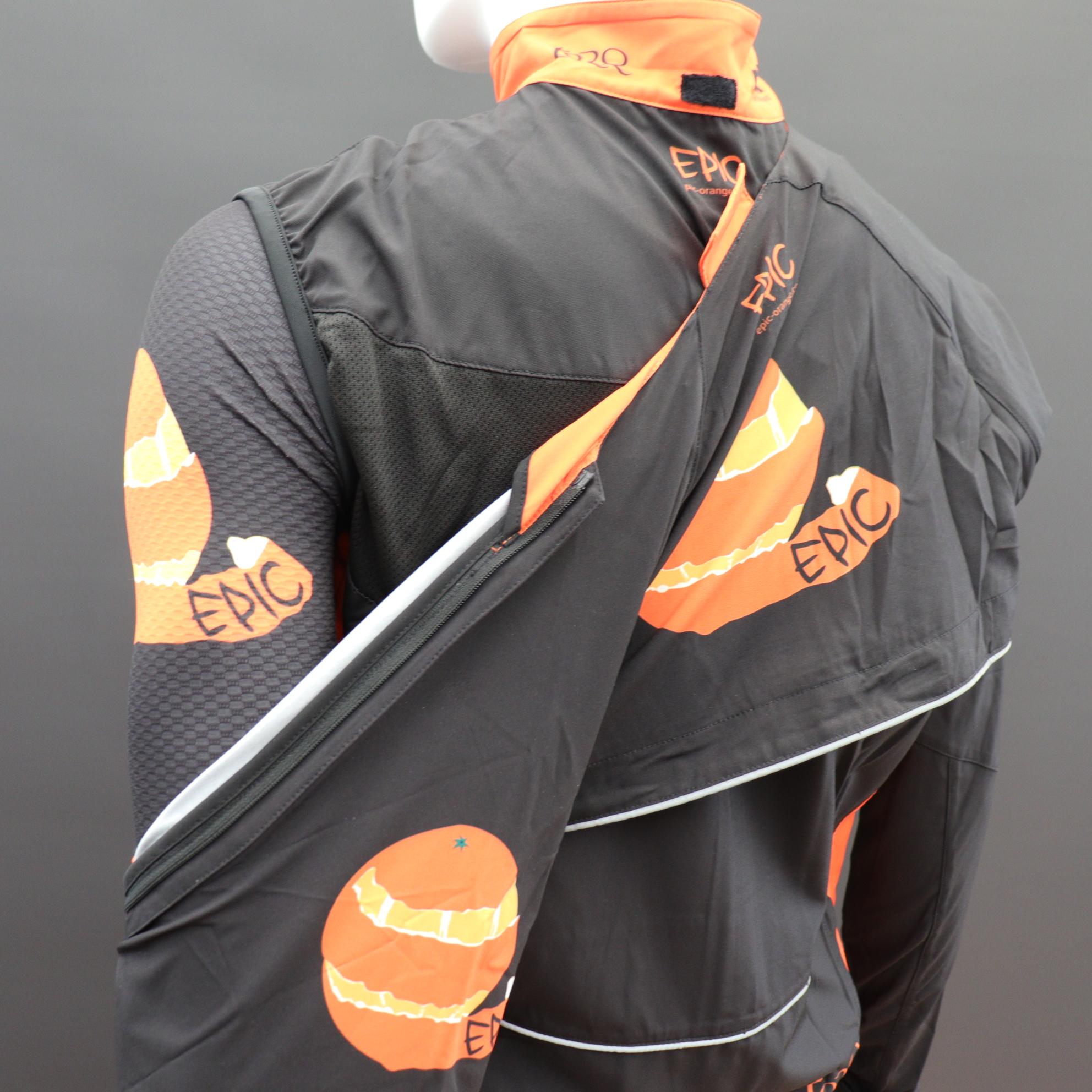 Convertible Cycle Jackets - Gilets