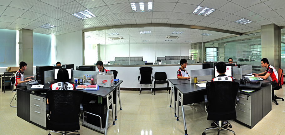 Pre-production studio