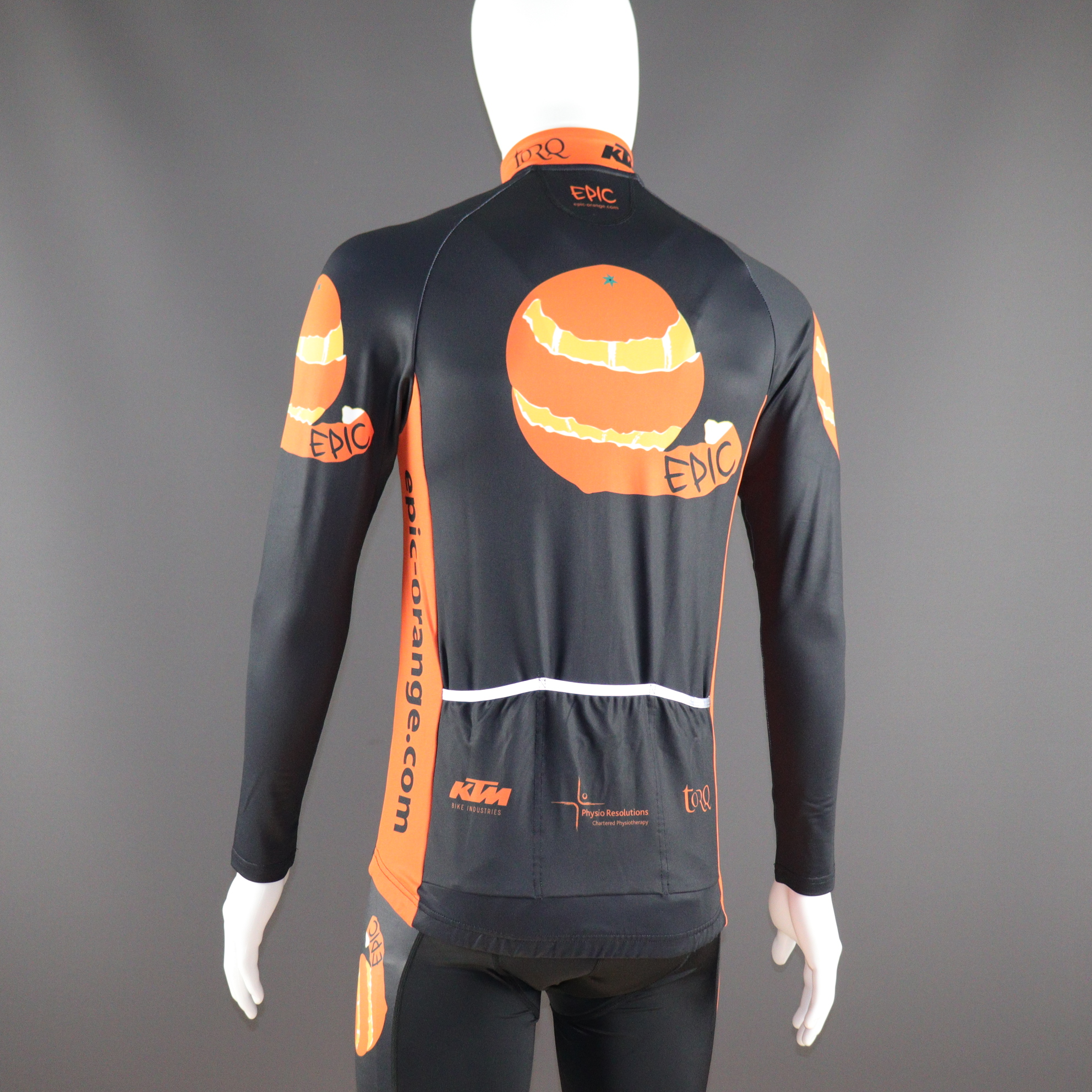 Roubaix Thermal Cycle Jackets - Reflective Pack