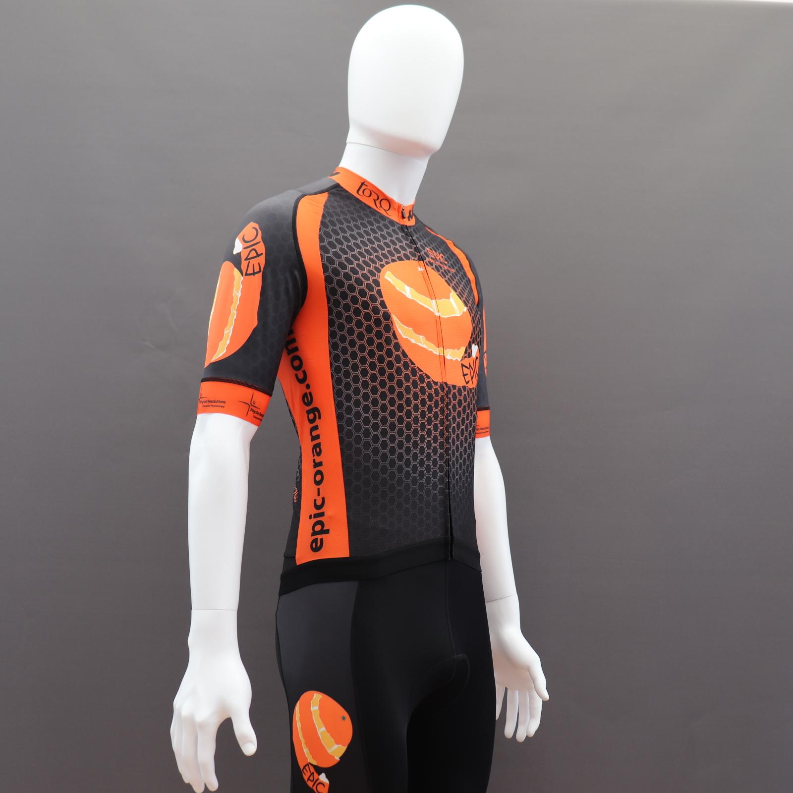 Custom Pro Cycling Jerseys