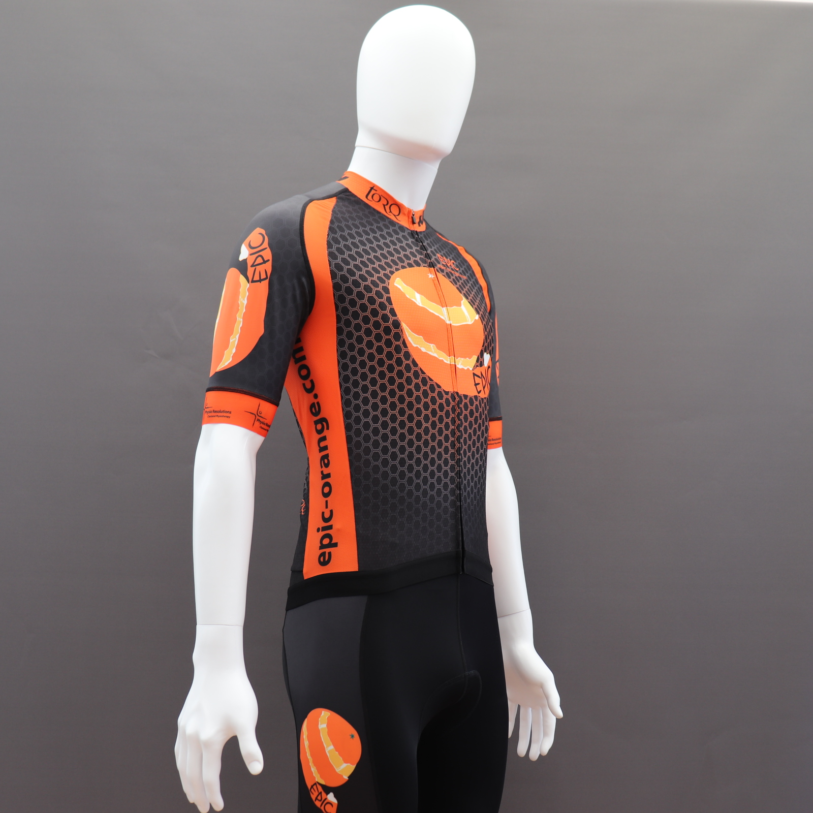Custom Pro Cycling Jerseys