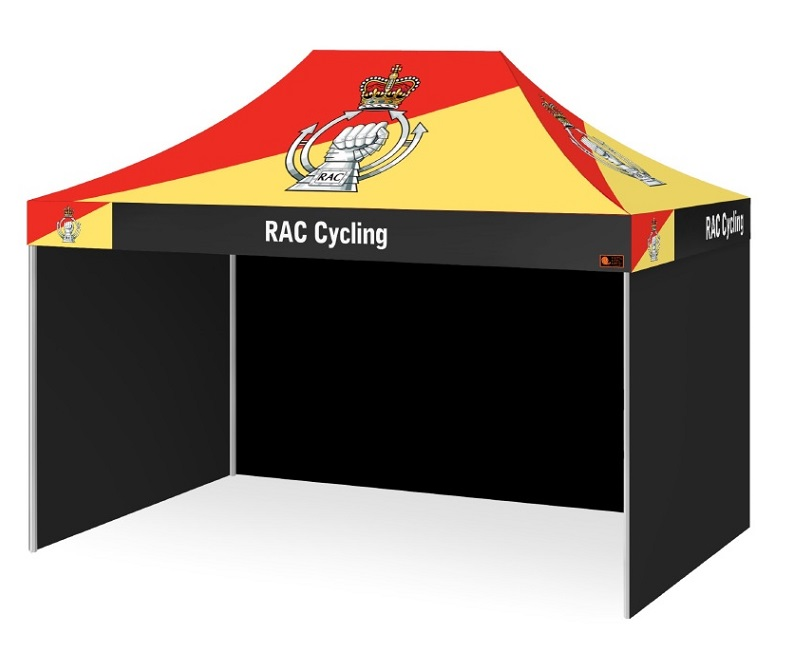 Custom Printed Gazebo Intermediate Package - RAC