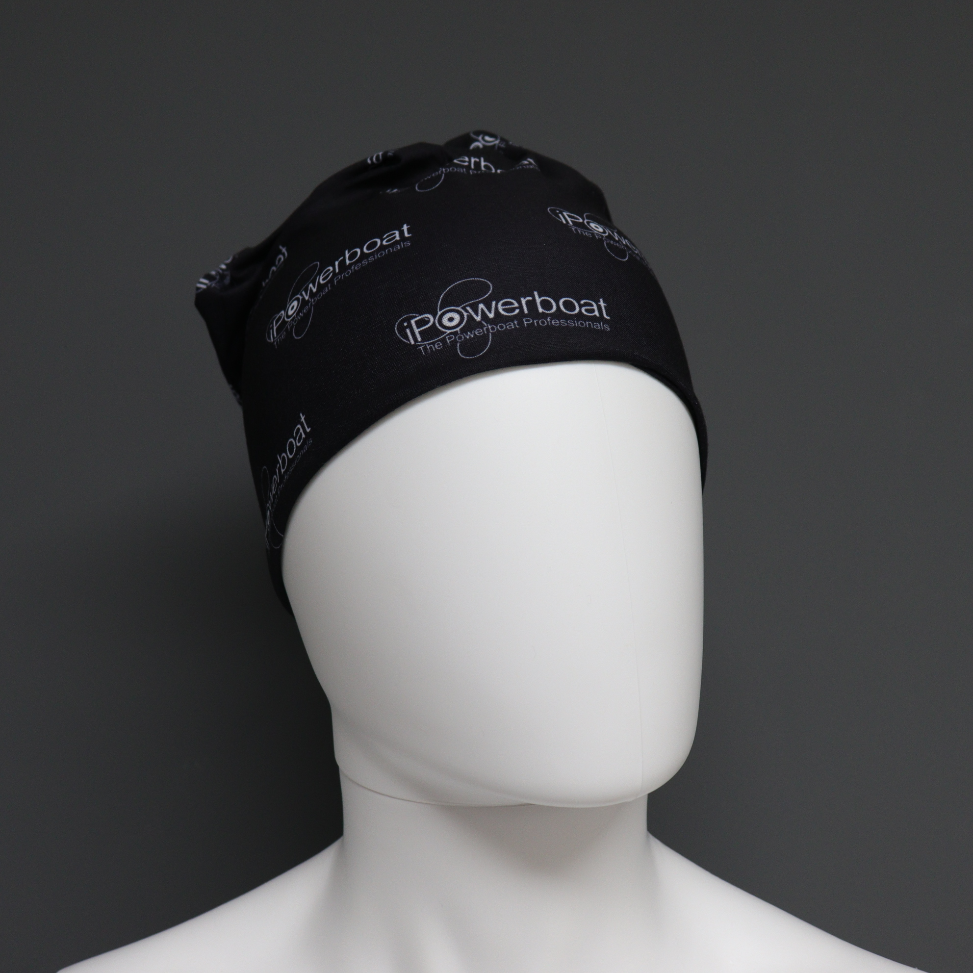 Custom Printed Buff Style Headwear - Powerboat