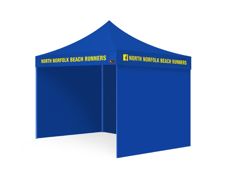 Intermediate Package Custom Printed Gazebo - NNBR