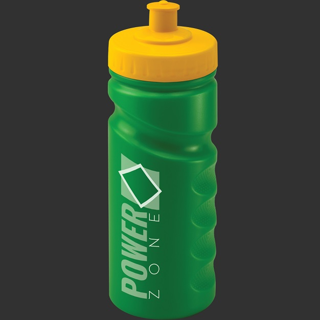 Printed 500ml Sports Bottles (Finger Grip)