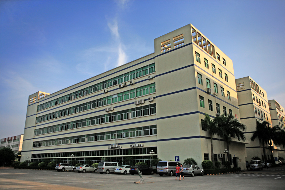 Production in Shenzhen, China. Capacity 50,000 pieces per month.