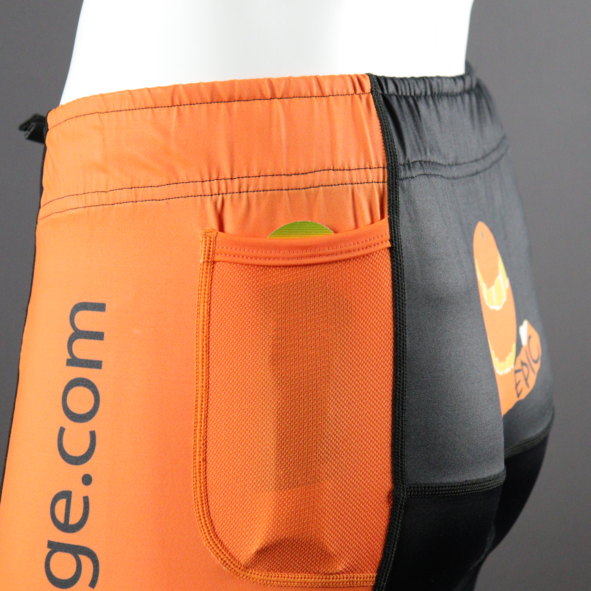 Endurance Tri Shorts - Twin side Mesh pockets