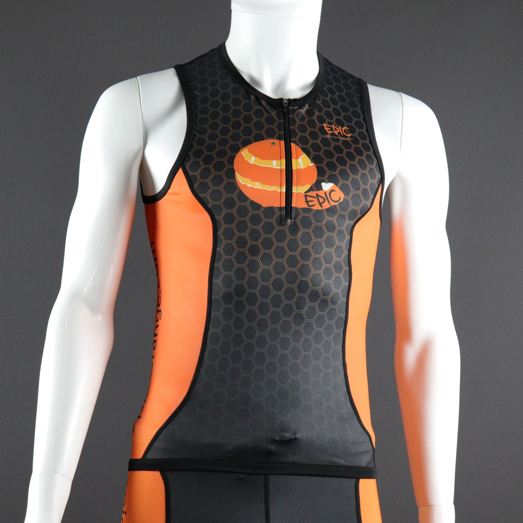 Custom Printed Sprint Triathlon Tops