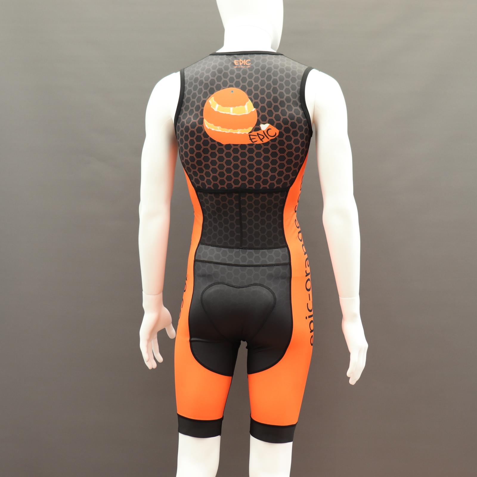 Custom Printed Endurance Tri Suits