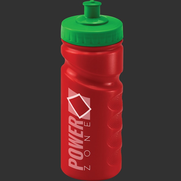 Custom Printed 500ml Sports Bottles (Finger Grip)