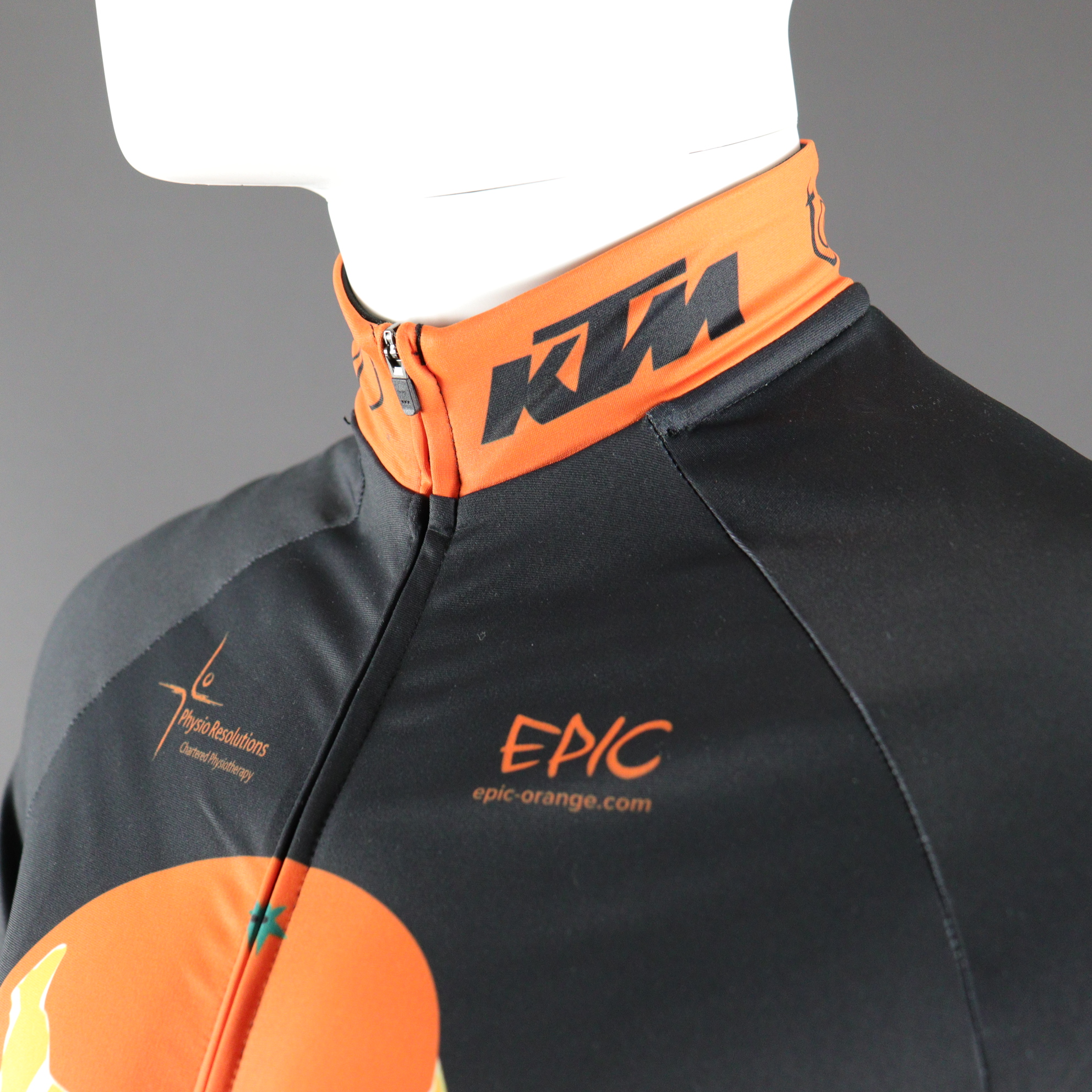 Roubaix Thermal Cycle Jackets - High Collar