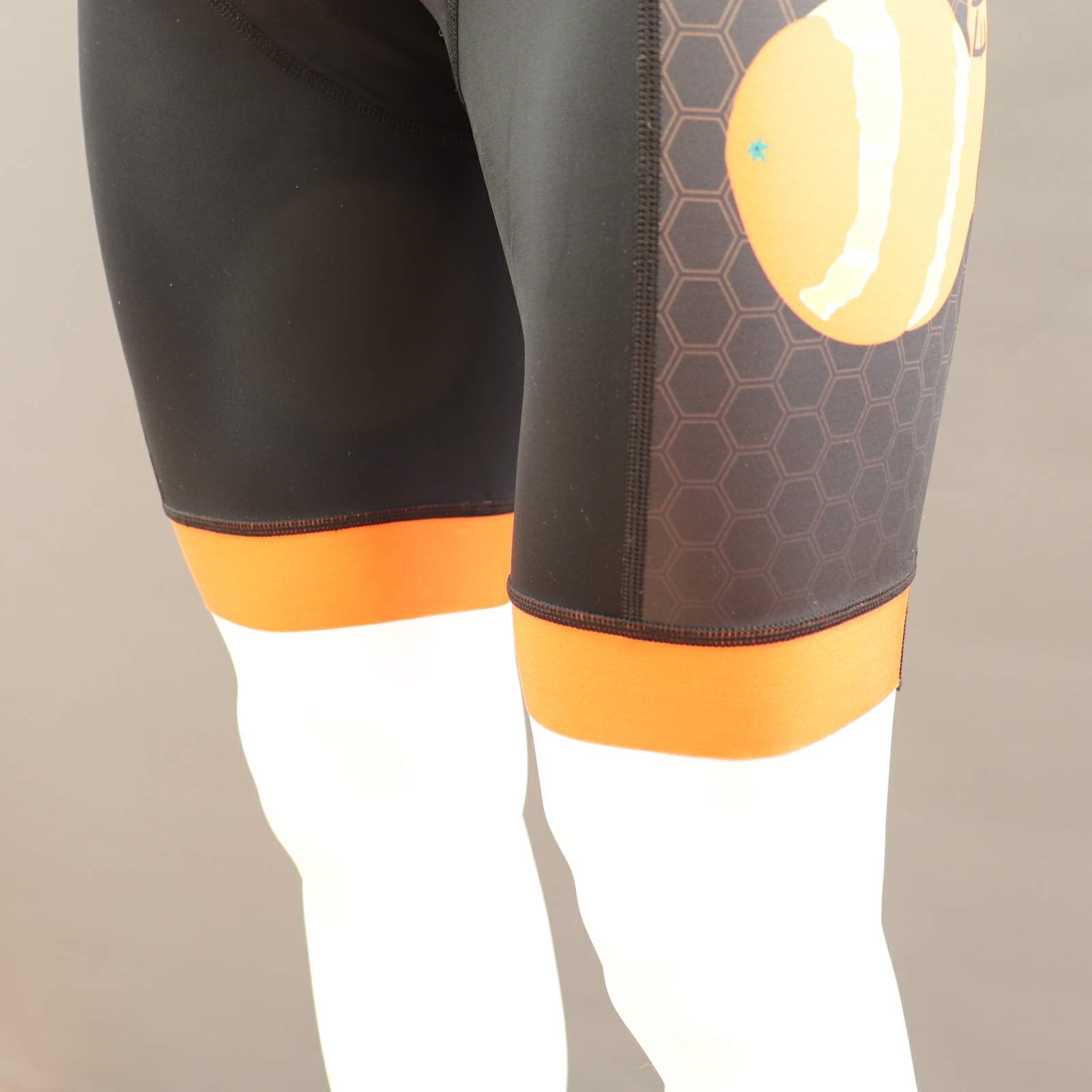 Pro Cycle Bib Shorts - Thin Comfort Gripper