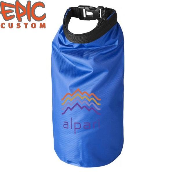 Custom Printed Dry Bags BLUE