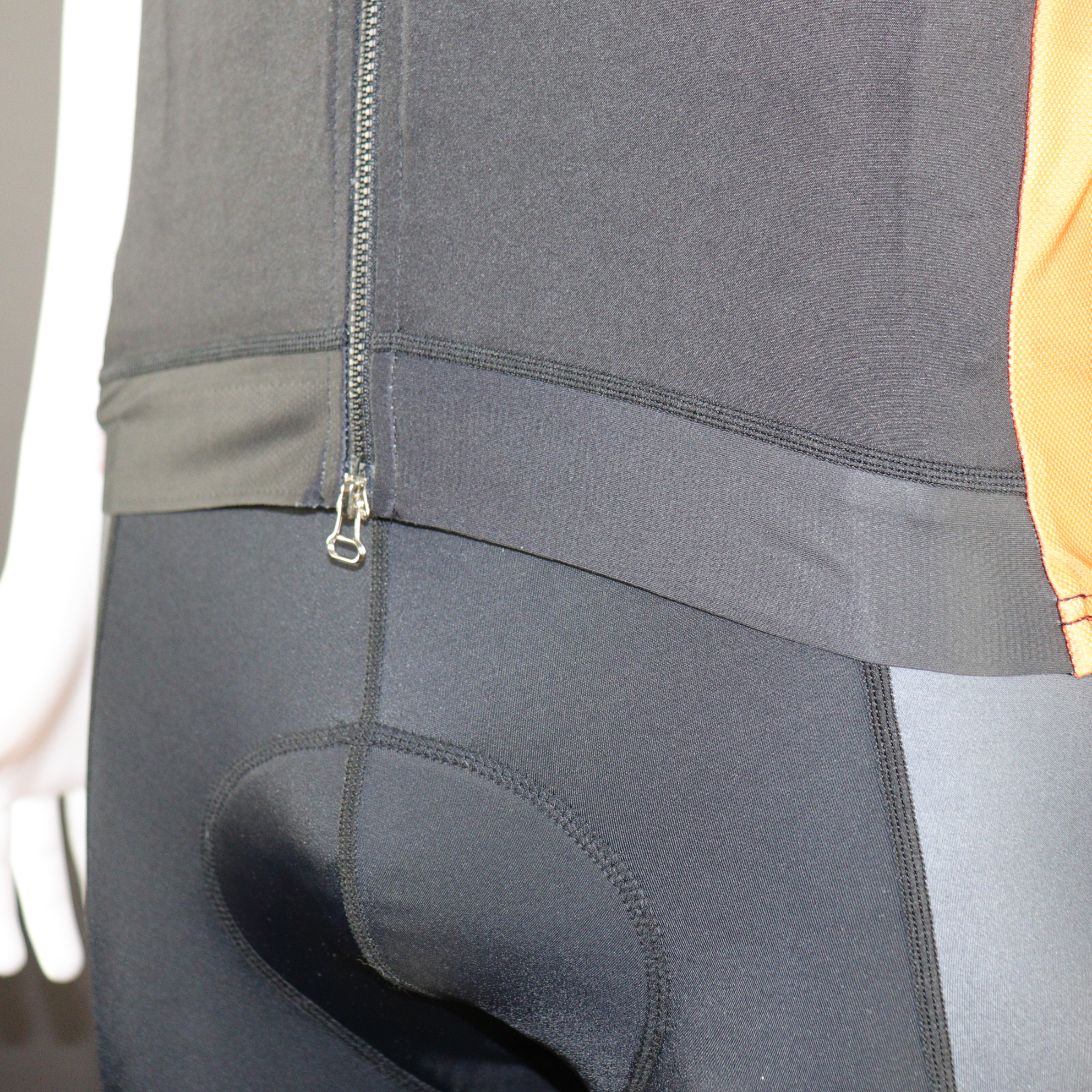 Pro Cycle Gilets Twin Opening Double Zip