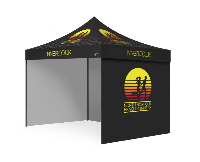 Custom Printed Gazebo Complete Package - NNBR