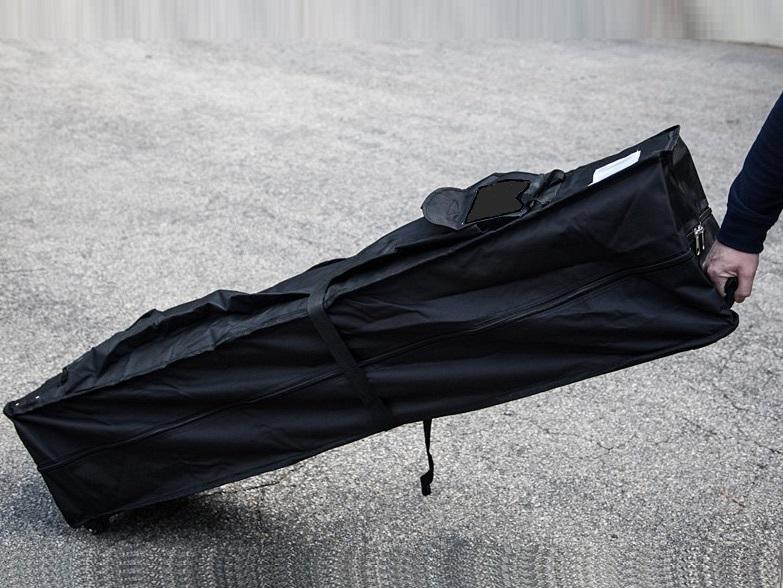 Pro 50 Gazebo Frame Wheeled Storage Bags