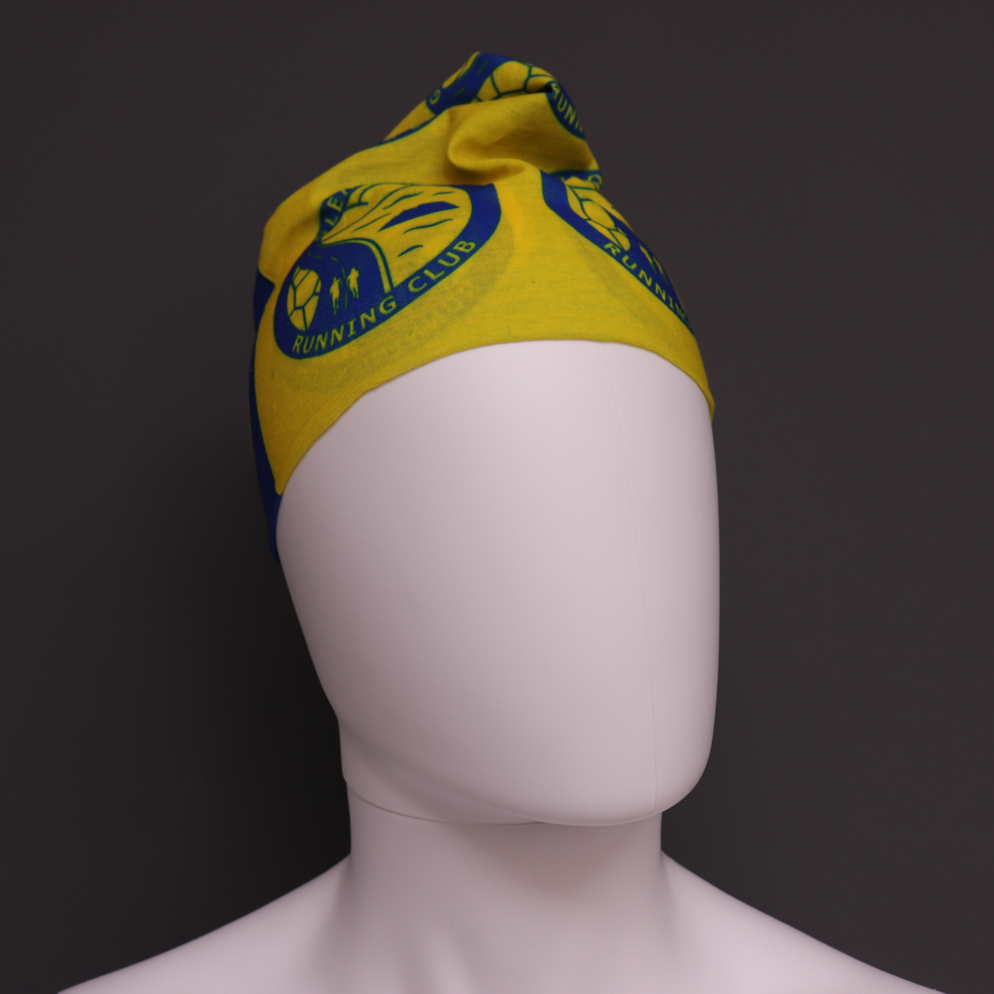 Custom Buff Style Headwear - Glenlough RC Yellow