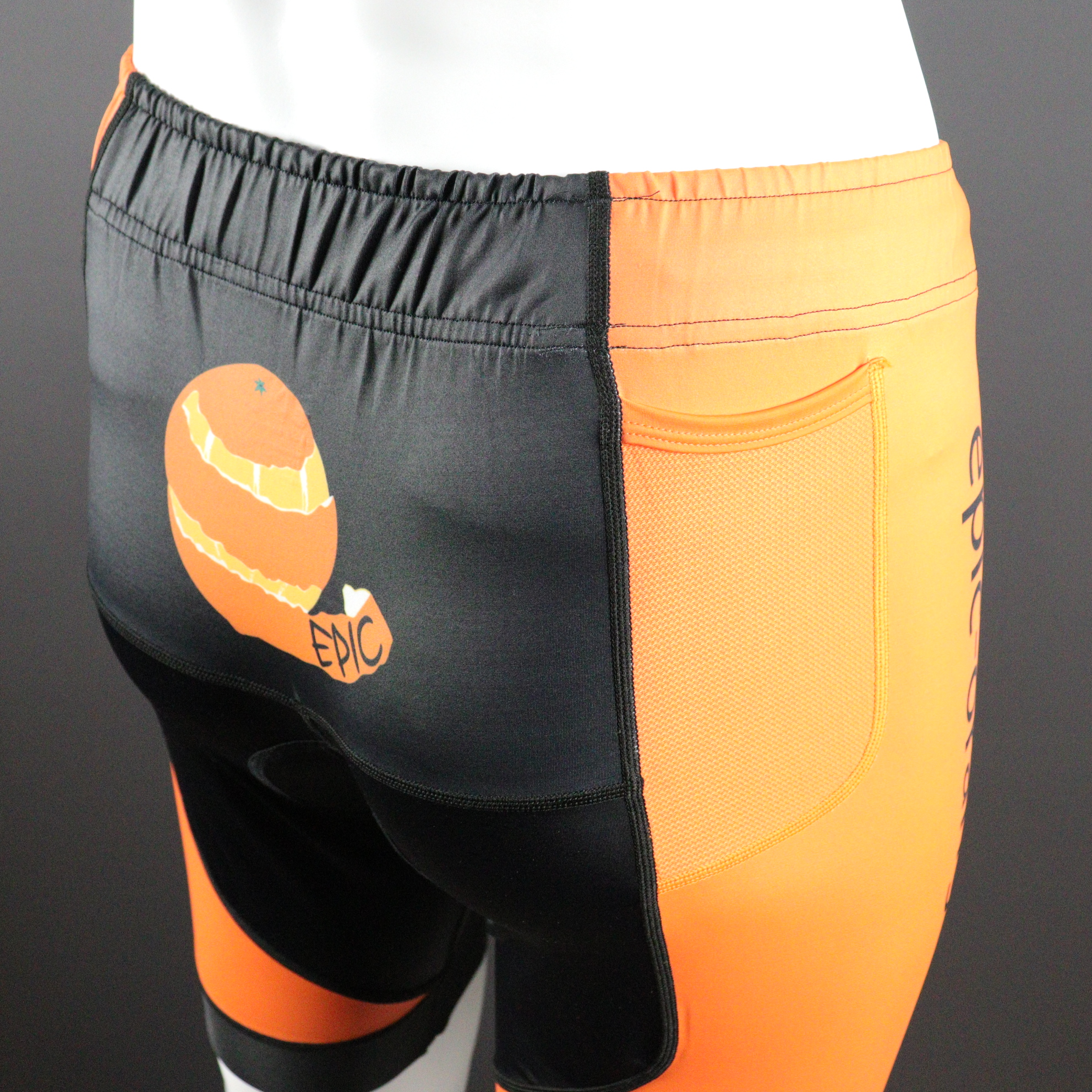 Endurance Tri Shorts - Elasticated waistline