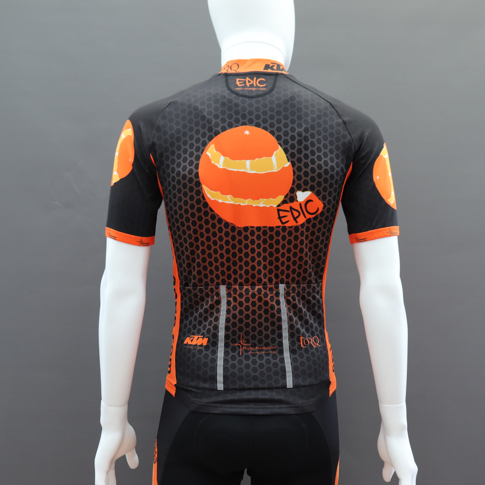 Custom Classic Cycle Jerseys