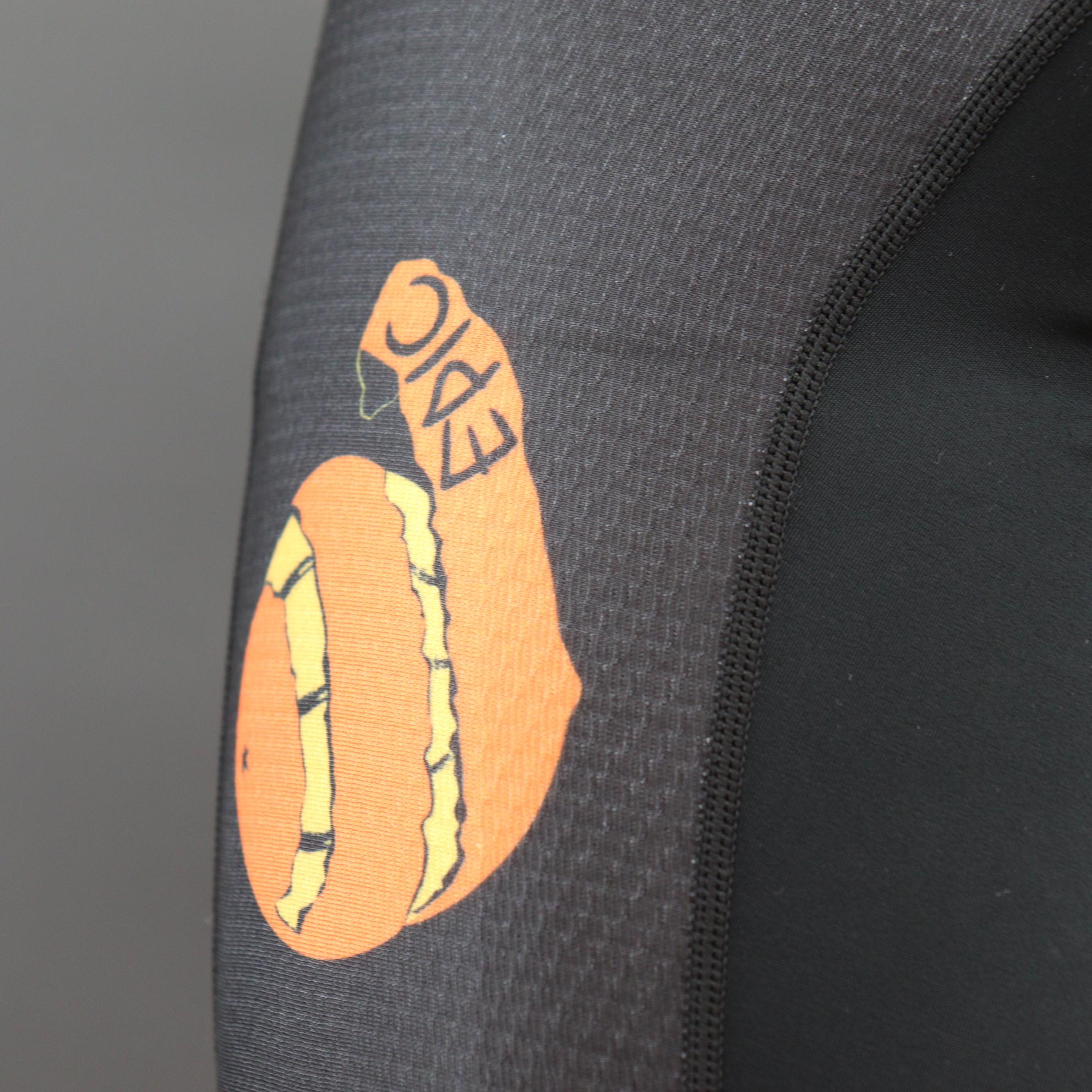 WorldTour WAFFLE Aero Cycle Bib Shorts