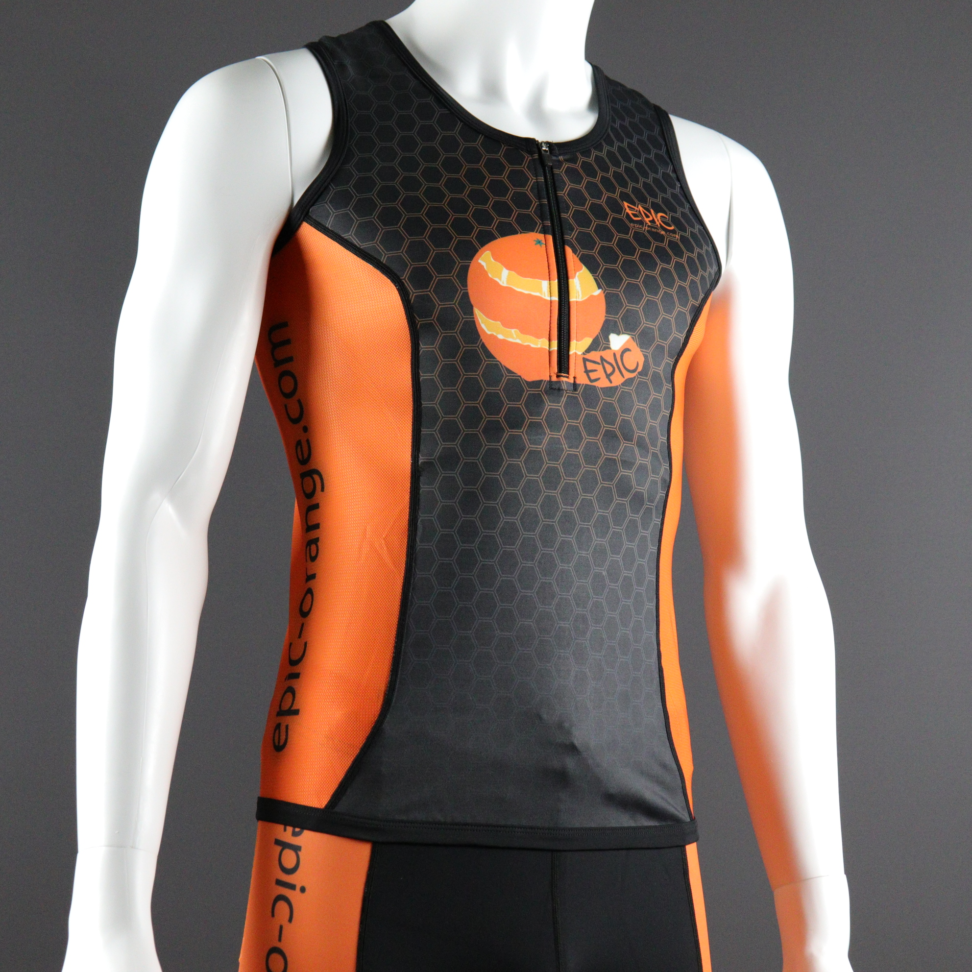 Custom Printed Endurance Triathlon Tops