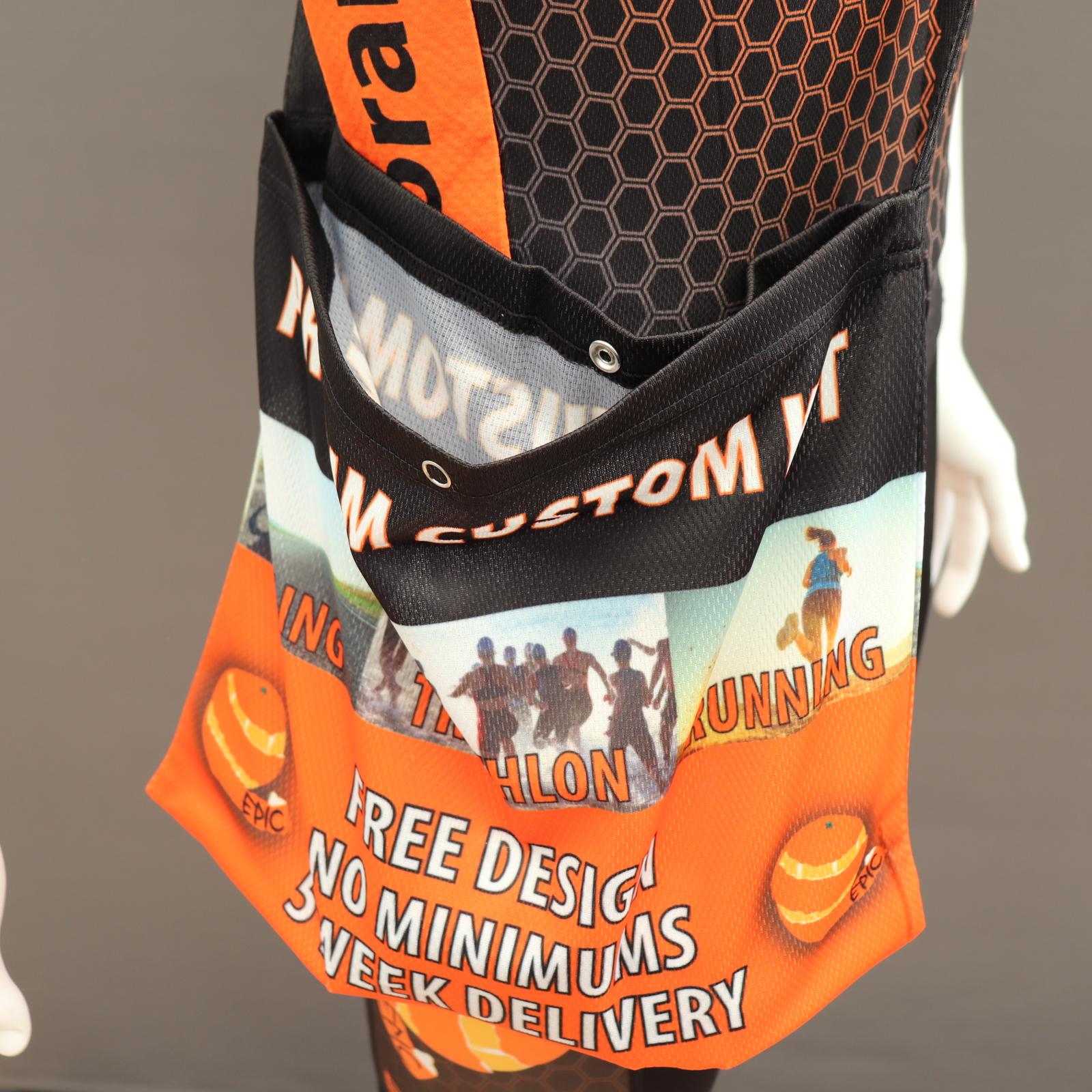 Custom Printed Musette Bags