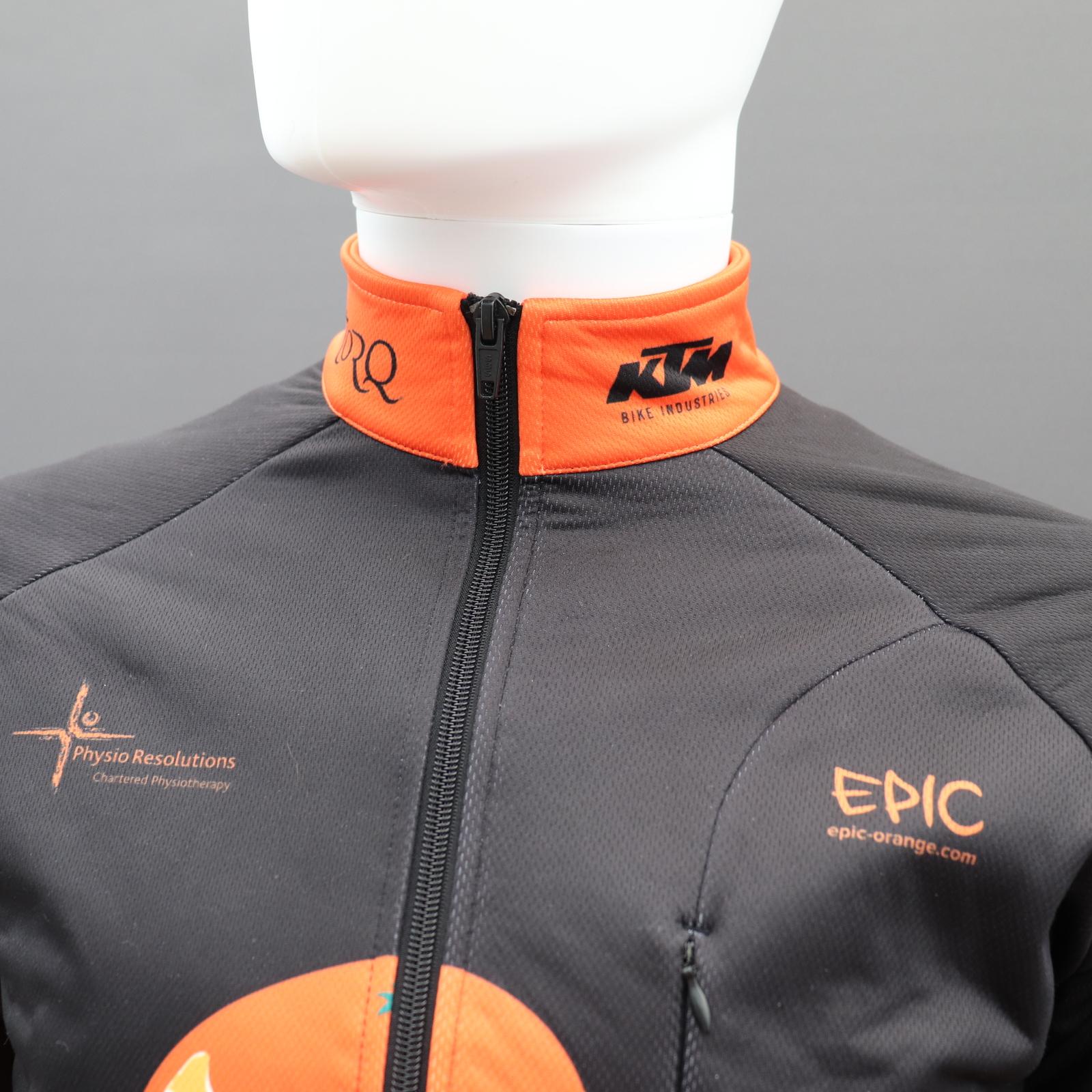 Sub Zero Custom Cycle Jackets - High Collar